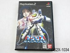 Macross Playstation 2 Japanese Import Japan SDF Choujikuu Yousai PS2 US Seller B