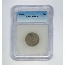 1910 Liberty Nickel ICG MS63 *Rev Tye's* #5901