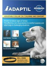 Adaptil 100520379 27.6in Adjustable Calming and Comfort Collar for M to L Dogs
