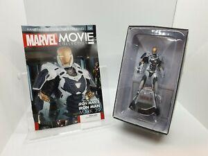 #B04 BONUS IRON MAN MARK 39 STARBOOST + MAG Eaglemoss Marvel Movie