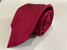 Polo Ralph Lauren Italy Men's Dark Red Silk Neck Tie $89