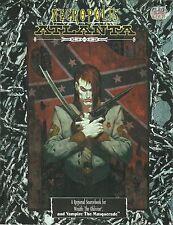 WW6200 Wraith: The Oblivion Necropolis: Atlanta, White Wolf, VGC
