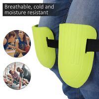 Useful 2X Soft Foam Knee Pads Protectors Cushion Work Guard Gardening Build U9J8