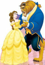 BELLE BEAUTY AND & THE BEAST LIFESIZE CARDBOARD STANDUP STANDEE CUTOUT POSTER