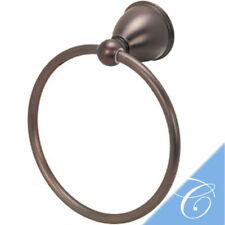 Brighton Oil Rubbed Bronze Towel Ring Bath Hardware
