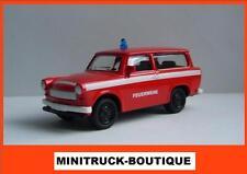 IFA Trabant 601 Kombi (Feuerwehr) --- DDR-PKW-Modelle