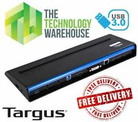 Targus ACP71EU Docking Station - Universal Laptop Compatibility Inc accessories