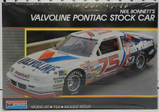 Neil Bonnett 75 Valvoline Oil Pontiac Grand Prix 1989 Sealed Monogram Model Kit