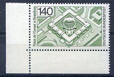 Bund Mi-Nr 921  Ecke 3 (140) -Palais de l`Europe Strassburg- ** Postfrisch 1977