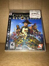 Sid Meier's Civilization Revolution (Sony PlayStation 3 / PS3) Complete CIB