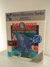 Big Box PC - Sierra Ecoquest The Search for Cetus
