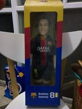 Bubuzz FC Barcelona Jersey Doll Andres Iniesta 44 cm High Football vintage