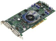 Nvidia Quadro 900xgl tarjeta Gráfica 128MB DVI AGP