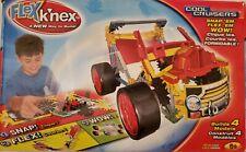 "Flex K'Nex ""Cool Cruisers"" Age 6+ Complete Transition from Kid K'nex Rare"
