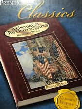 Prentice Hall Classics: A History Of The United States: Student Text