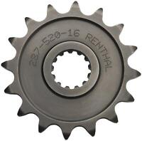 Renthal - 257--520-14GP - steel front sprocket, 14T for 1993-2004 Yamaha YZ125