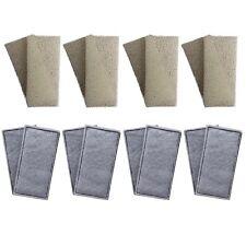 8 X Compatible Fluval U2 de espuma y se los cartuchos de filtro interno Esponjas