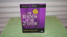 Rich Dad The Business of The 21st Century By Robert T. Kiyosaki Audio CD