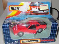 MATCHBOX SUPERKINGS K-98 PORSCHE 944 MIB