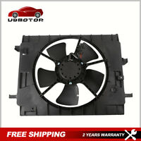 New Radiator Condenser Cooling Fan For Chevrolet HHR 2.0L 2.2L 2.4L 25784660