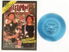 Mint:Flexipop Magazine #23: Kate Bush, Ub40,The Stranglers, Duran D, Spandau B +