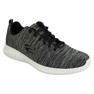 ATTARD MENS SKECHERS LACE UP MEMORY FOAM LIGHTWEIGHT SPORTS TRAINERS SHOES 52646
