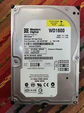 """Western Digital Caviar 180GB 7200RPM 3.5"""" WD1800JB-00DUA0 HDD - Working Pulls"""