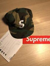 LOGO S Lana Supreme 6-Pannello Cappello Mimetico