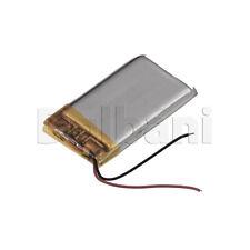 401230, Internal Lithium Polymer Battery 3.7V 90mAh 40x12x30mm