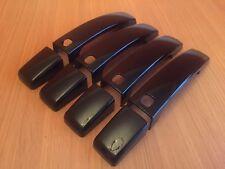 Noir Brillant Poignée de porte couvre pour Range Rover Sport 2010-2013 premium abs