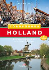 Törnführer Holland 2 Das IJsselmeer und nördlichen Provinzen Wasserwege Karte