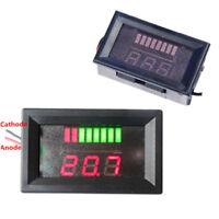 12V Digital LED Acid Lead Batteries Indicator Battery Capacity Voltmeter BBC