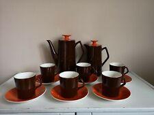 More details for retro beswick 14 piece coffee set
