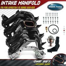 Upper Intake Manifold w/ Gaskets For Ford F150 2000 2001 2002 2003 F250 5.4L V8
