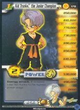 Dbz Ccg Kid Trunks Junior Champion Lv1 World Games 178 Dragon Ball Z Limited