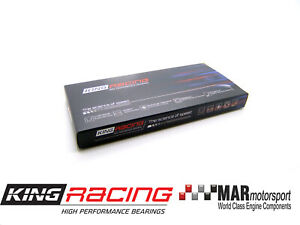 King Racing MAIN bearing set Honda F20C | F22C | S2000 STD