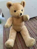 """Antique Jointed 24"""" Teddy Bear AMAZING Condition"""