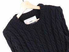 mh836 Superdry Jersey Suéter Original Premium Mezcla Lana de ochos VINTAGE