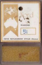 Record Player Needle Stylus Nord 51 PHILIPS Replacement Stylus