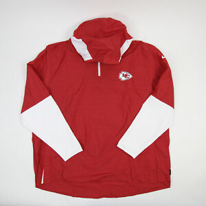 Kansas City Chiefs Nike OnField Pullover Men's Red New with Tags