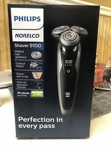 Brand New! Philips Norelco Series 9100 Electric Shaver with Precision Trimmer