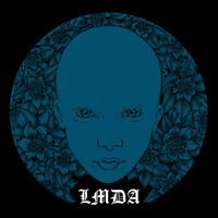 LMDA - s/t LP * black vinyl * Doom, Metal, Noise, Grind, HC, Sludge * NEU