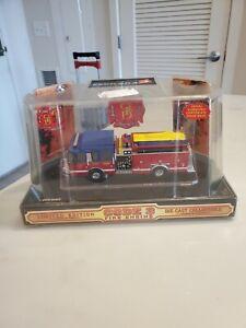 Code 3 Fire Truck Diecast