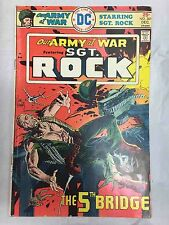 Our Army at War #287 Comic Book DC 1975