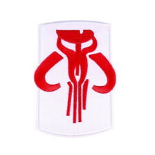 1 Écusson Thermocollant NEUF ( Patch ) - Star Wars The Mandalorian ( Ref 4 )