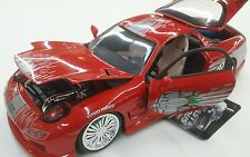JADA Fast And Furious Mazda RX-7 1993 1:24 Diecast Car