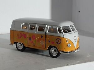 1/32    1/34    1/36 Volkswagen bus T1 combi  1963       en boite   !non 1/43