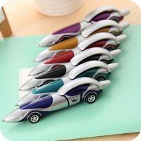 5x Auto geformte Kugelschreiber Kreatives Design Neuheit Geschenk Party Taschen