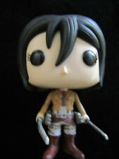 Funko Pop Vinyl  Attack Of Titan MIKASA Ackerman Number 21