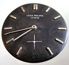 PATEK PHILIPPE nice BLACK dial for movement cal 10 200